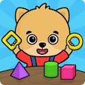 Bimi Boo Kids - Games for boys and girls LLC - Logo