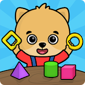 Toddler games for 2-5 year olds Icon