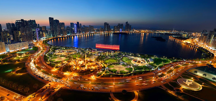 Sharjah Waterfront. Picture: SUPPLIED