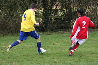 Photo: 15/12/12 v Mahal (Birmingham Vase 3rd Round) 4-3 - contributed by Rob Campion