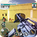 FPS Combat Commando Shooter: Shooting Arena 2018 icon