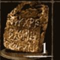 赤 楔 石 の 原盤
