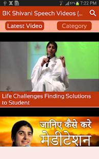 BK Shivani Speech Videos (Brahma Kumari Sister) - náhled