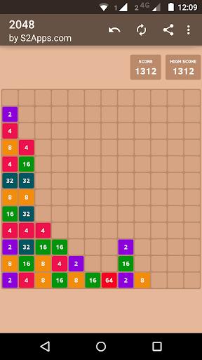 2048 4.2.18 screenshots 13