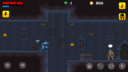 Dark Rage screenshot 5