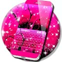 Pink Glamour For GO Keyboard icon
