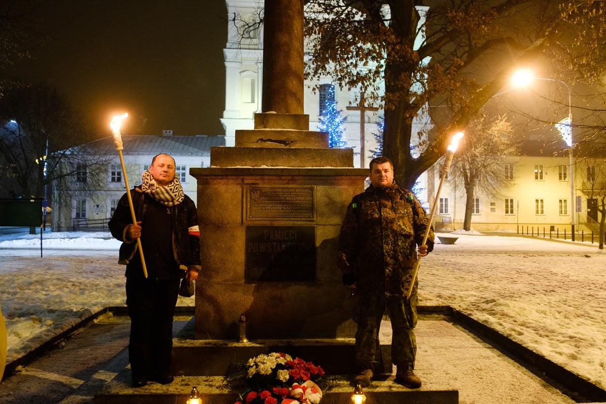 Organizatorzy: Sławomir Smolak   z lewej i Robert Wysokiński