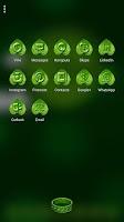 Screenshot of Dew Waterdrop TSF 3 Icon Pack