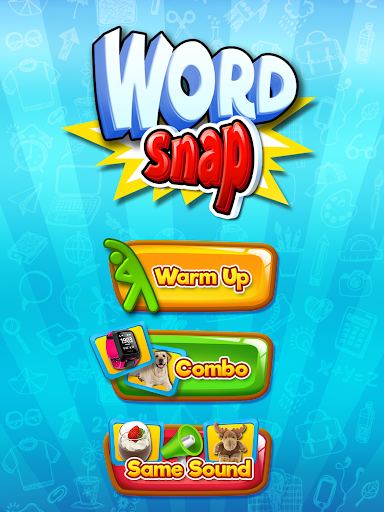 Word Snap - Fun Words Guessing Pic Brain Games 1.0 screenshots 12