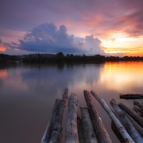 Silent by Kosmas Fikie Aryadi - Landscapes Waterscapes