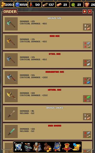 Royal Merchant: Shop Sim RPG 0.860 screenshots 5