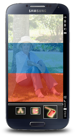 android Russian Flag Profile Picture Screenshot 2