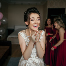 Wedding photographer Evgeniy Morzunov (Morzunov). Photo of 20.08.2018