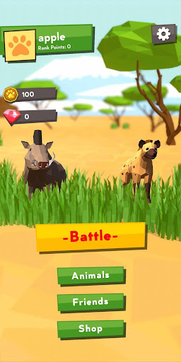 Télécharger Savanna Battleground – Duel game APK MOD 1