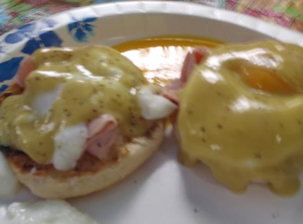 Eggs Benedict Arnold Recipe