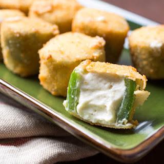 Crispy Deep-Fried Jalapeño Poppers.