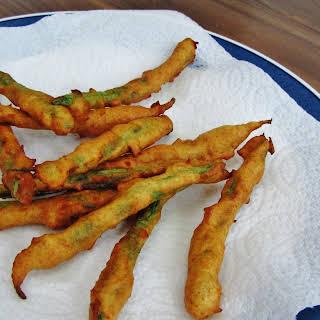 Green Bean Fries.