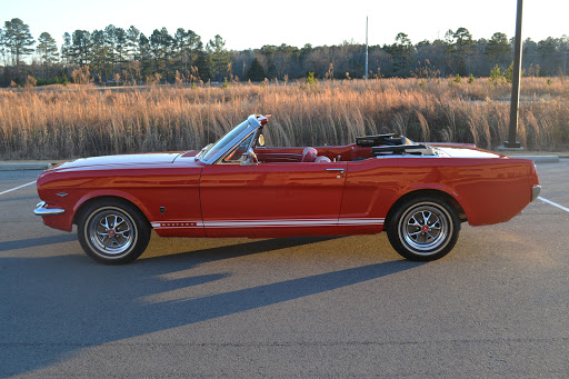1966 Ford Mustang Convertible: 1966 Ford Mustang GT Convertible