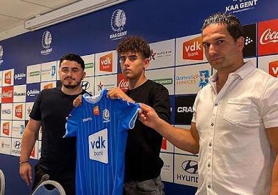BREAKING: KAA Gent investeert in de toekomst en geeft jeugdinternational (ex-Anderlecht en ex-Lokeren) contract
