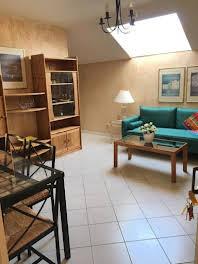 Appartement meublé 2 pièces 32,51 m2