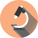 Microscope et Flash icon