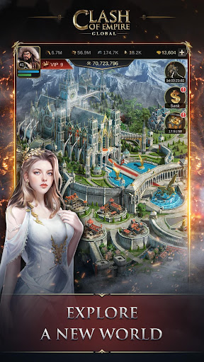 Clash of Empire: Epic Strategy War Game 5.16.1 screenshots 5