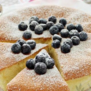 Wheat-Free Sponge Cake 无麸海绵蛋糕