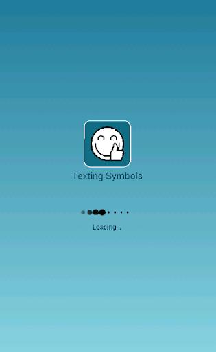 Text With ASCII Symbols