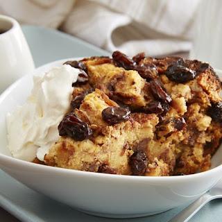 Slow-Cooker Cinnamon-Raisin Bread Pudding.