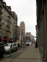 Photo: My slice of Manhattan in Cincinnati.  At my front door.