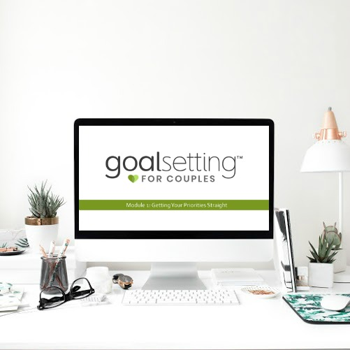 Goal Setting for Couples Course - Mike + Carlie Kercheval - GoalSettingForCouples.com