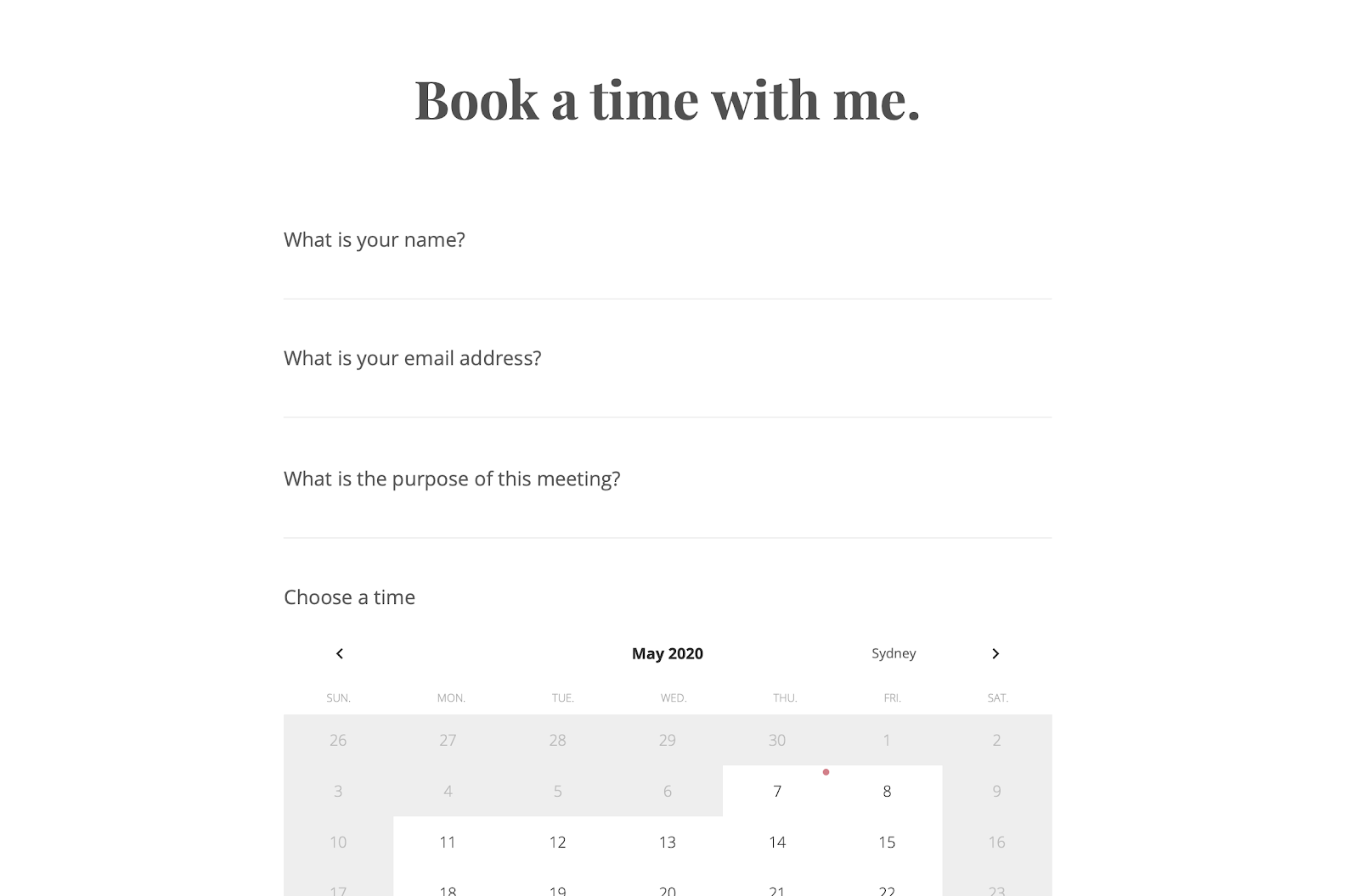 Paperform on Collaborating Across Time Zones