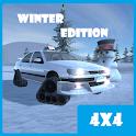 Off-Road Winter Edition 4x4 icon
