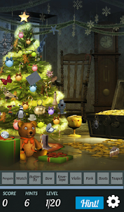 Hidden Object - Christmas Tree- screenshot thumbnail