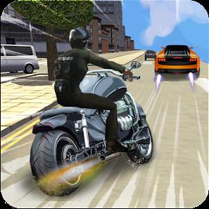 Cops Hunt Moto Racing for PC and MAC