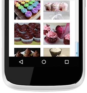 Cupcake Recipes- screenshot thumbnail