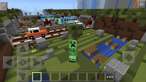 Mod Crossy Road For MCPE Free