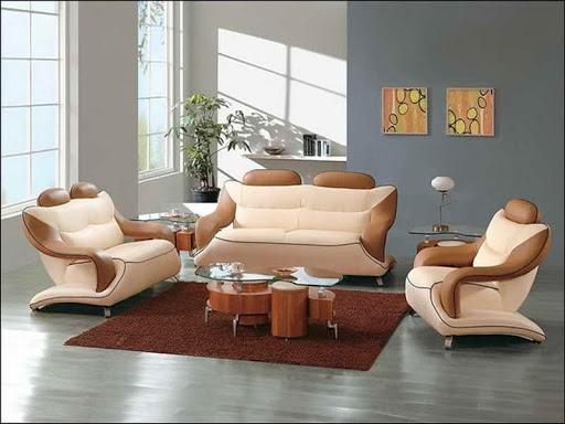 客厅的沙发设计理念