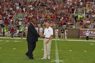 Photo: 2014 FSU Football: FSU vs The Citadel -