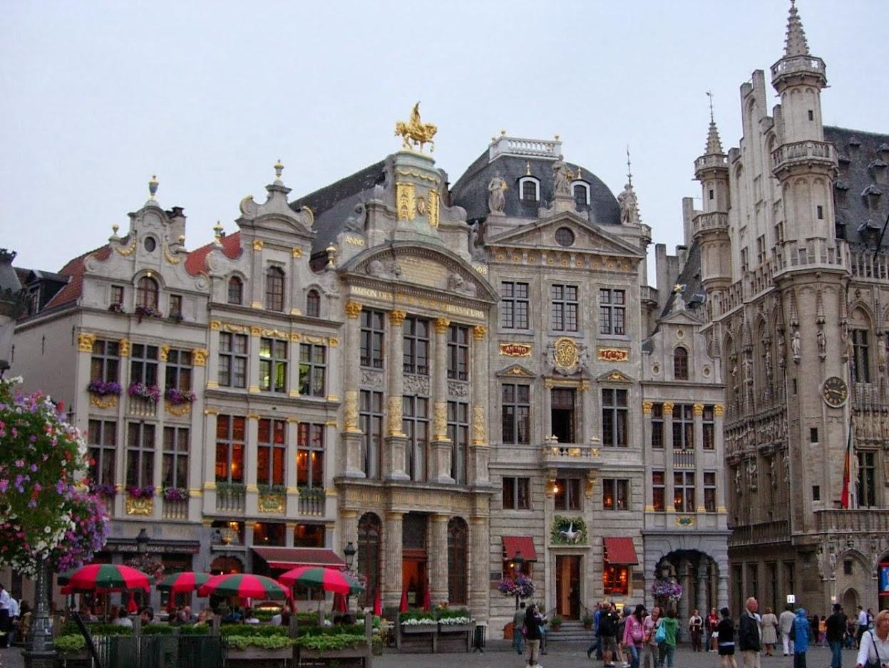Maison de corporations à Bruxelles
