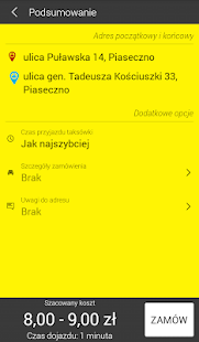 WPI Taxi Piaseczno for PC-Windows 7,8,10 and Mac apk screenshot 3