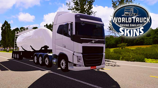 Skins World Truck Driving Simulator for PC