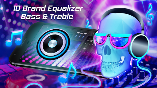 3D DJ Music Mixer for PC