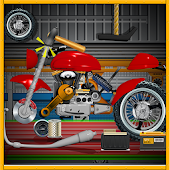 Motorbike Factory –Motor world