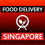 Food Delivery Singapore Icon