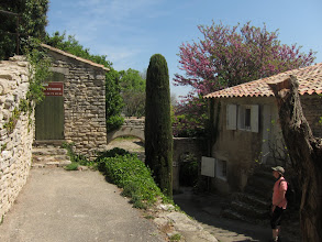 Photo: Also, a house for sale--only 30,000 Euros! See http://www.yourprovence.com/luberon-property-agent.html