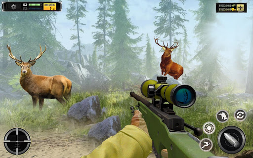 Deer Hunting 3d - Animal Sniper Shooting 2020 apkpoly screenshots 9