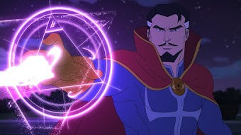 The Eye of Agamotto Part Two