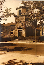 Photo: Second Church about 1935