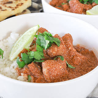 Indian Chicken Yogurt Curry.